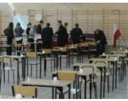 sala egzaminacyjna matura