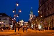 Warszawa Krakowskie Przedmieścia (fot. Robert Parma, Wikipedia)