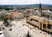 Kraków (Fot.PawełMM, Wikipedia.pl)