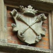 godło Uniwersytetu Jagiellońskiego (Fot.Montesquieu, wikipedia.pl)