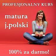 matura polski darmowy kurs maturalny z języka polskiego