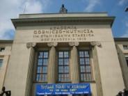 Akademia Górniczo-Hutnicza w Krakowie (Fot. WarXbo T, Wikipedia)