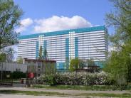 Centralny Szpital Kliniczny Uniwersytetu Medycznego (Fot.HuBar, Wikipedia.pl)