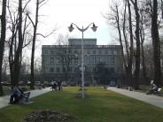 Biblioteka główna WAT (Fot.Hiuppo, Wikipedia.pl)