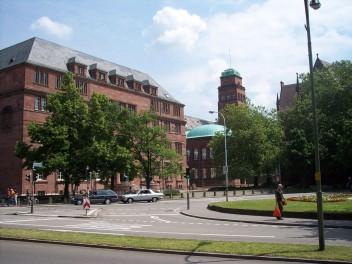 Universität Freiburg (Fot. Dbenzhuser, wikipedia.pl)
