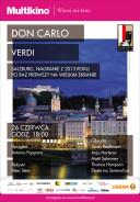 Don Carlo Verdiego z Festiwalu w Salzburgu po raz pierwszy w Multikinie