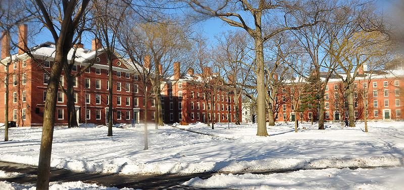 Harvard University (Fot.chensiyuan,wikipedia.pl)