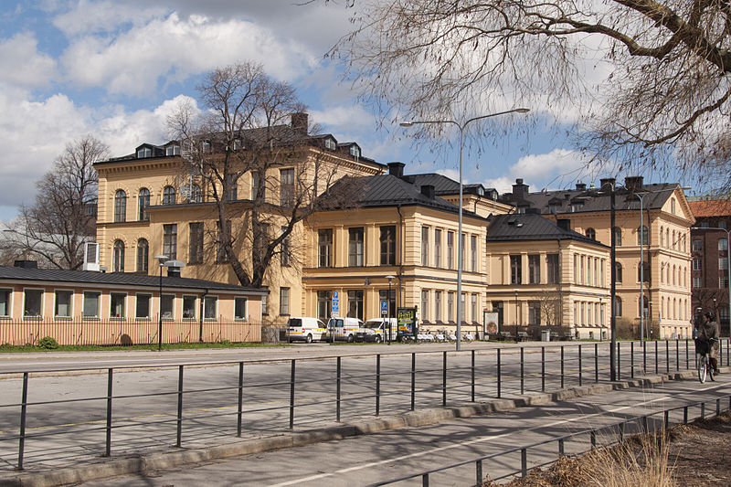 Karolinska Institutet (Fot.I99pema, wikipedia.org)