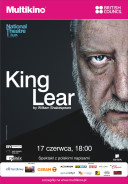 King Lear National Theatre Live po raz pierwszy w Multikinie