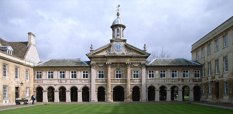 Uniwersytet Cambridge (Fot.Steve Cadman, wikipedia.org)