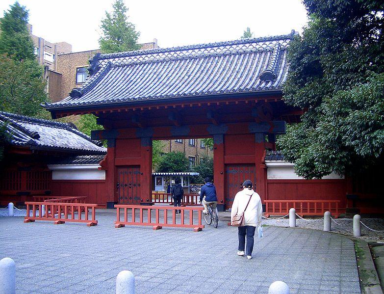 Uniwersytet Tokijski (Fot.Plugwash, wikipedia.pl)