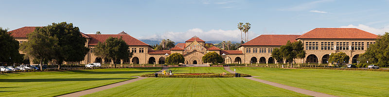 Stanford Univeristy (Fot.King of Hearts, wikipedia.org)