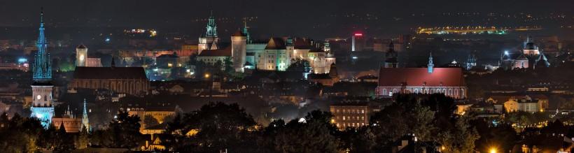 Kraków (Fot.Ziarno,wikipedia.pl)