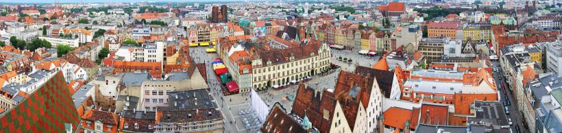 Wrocław (Fot.Lukaszprzy, wikipedia.pl)