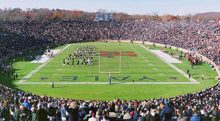 Yale Życie studenckie (Fot.Henry Trotter,wikipedia.org)