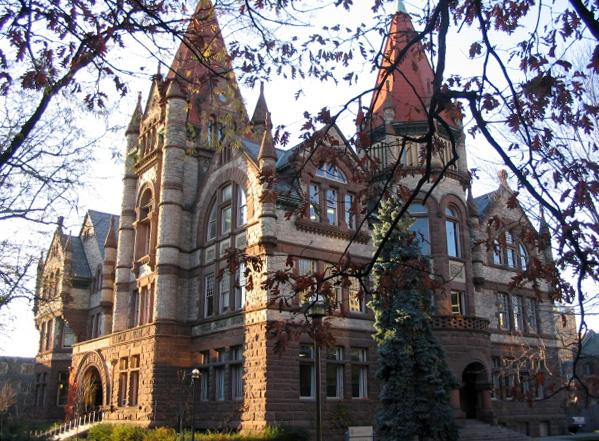 University of Toronto (Fot.Jphillips23,wikipedia.org)