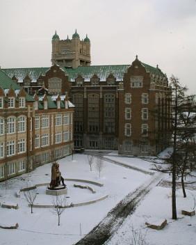 Uniwersytet w Kanadzie (fot.IronChris, wikipedia.org)