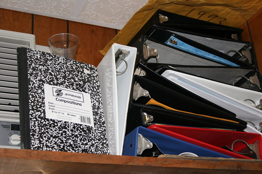 dissertation binders