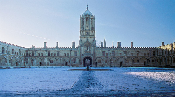university of oxford (Fot.Toby Ord,wikipedia.org)