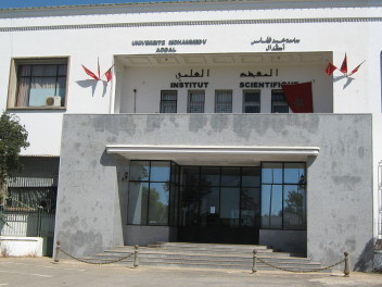 Instytut Naukowy Mohammed V University (fot.wikipedia.org)