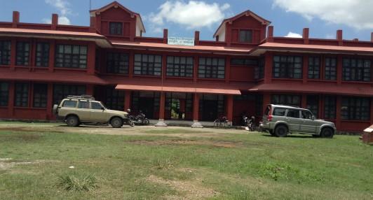 Uniwersytet Mahendra(fot.nsu.edu.np)