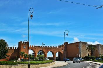 Rabat - stolica Maroka (fot.Nawalbennani,wikipedia.org)