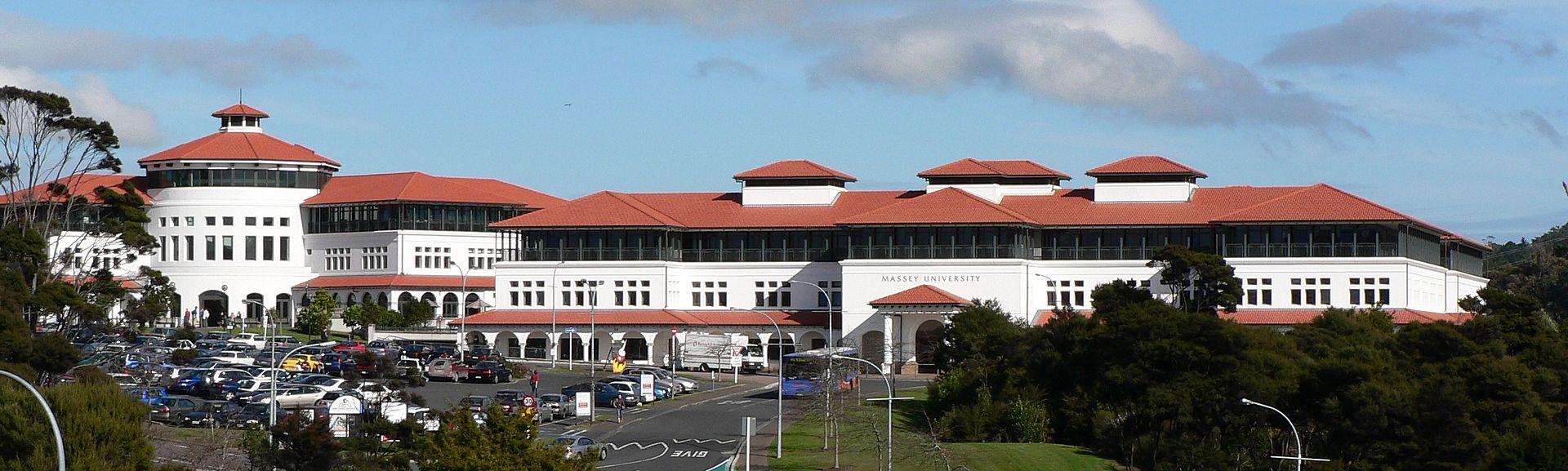 Uniwersytet Massey (fot.Nzv8fan, wikipedia.org)