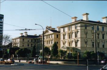 Wydział prawa Uniwersytetu Wiktorii (fot.Bdsuler, wikipedia.org)