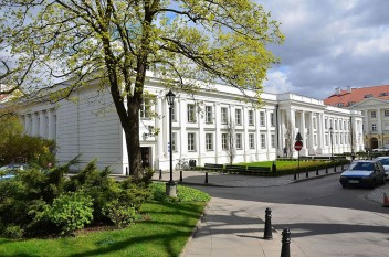 Uniwersytet Warszawski (fot.Adrian Grycuk, wikipedia.org)