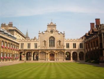Uniwersytet Cambridge (fot.Azeira, Wikipedia)