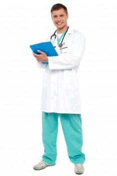Epidemiolog przeprowadza badania nad chorobami (fot.freedigitalphotos.net)