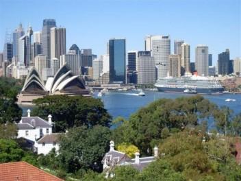 Sydney (fot.naukaipraca.pl)