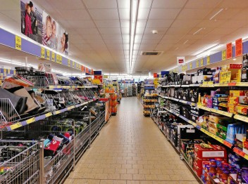Ułożenie towarów w sklepie ma wpływ na ich sprzedaż (fot.pixabay.com)