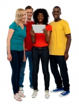 Realizowanie projektów ze studentami uczelni z całej Europy (fot.freedigitalphotos.net)