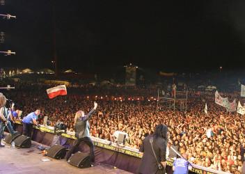 Przystanek Woodstock 2011 (fot.Ralf Lotys, wikipedia.org)