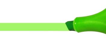 zielony zakreślacz (fot.freeimages.com)