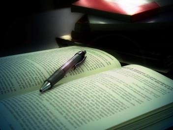 książka i długopis(fot.freeimages.com)