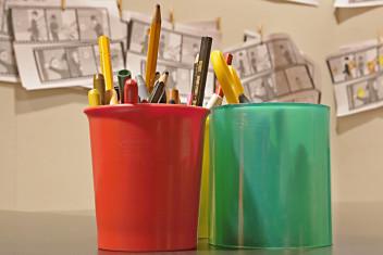 przybory szkolne (fot. freeimages.com)