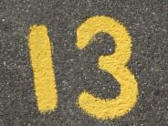 Liczba 13 (fot.pixabay.com)