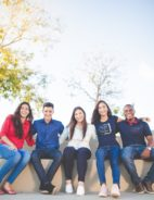 Grupa studentów w Lipsku
