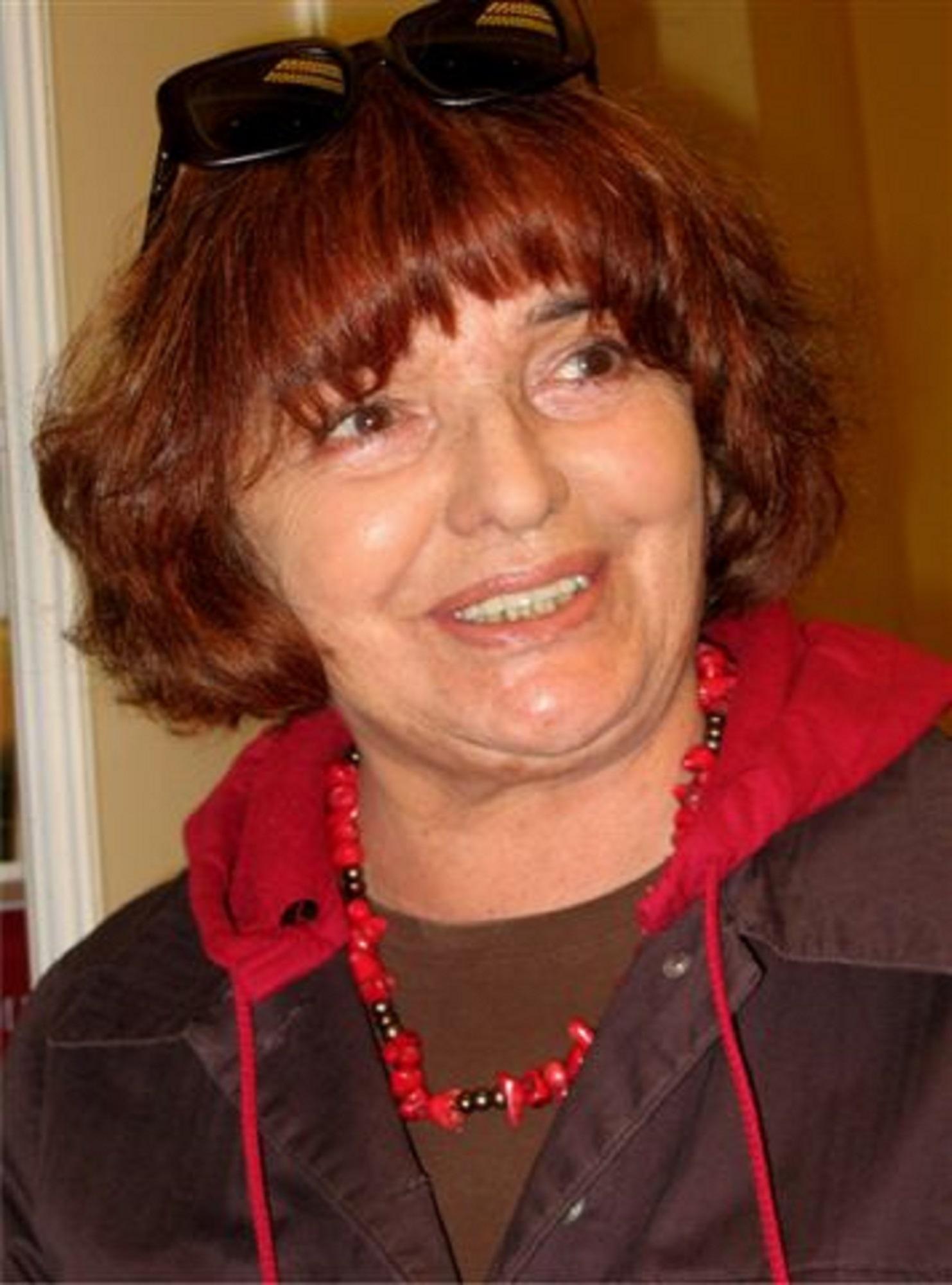 Hanna Krall 2007 (fot. Wikipedia)
