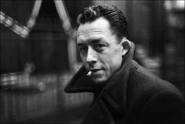 Zdjęcie Alberta Camusa zrobione w listopadzie 1913 roku (fot. Flickr.com)