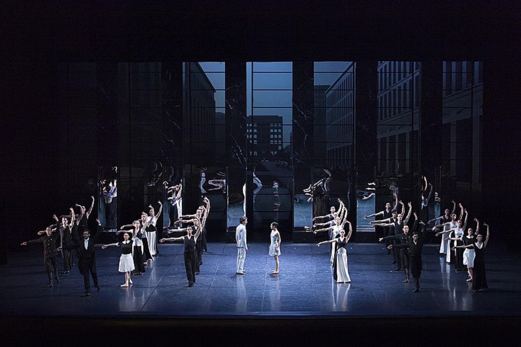 Przedstawienie baletowe na podstawie sztuki Romeo i Julia Williama Szekspira w choreografii Krzysztofa Pastora (fot. Wikipedia)