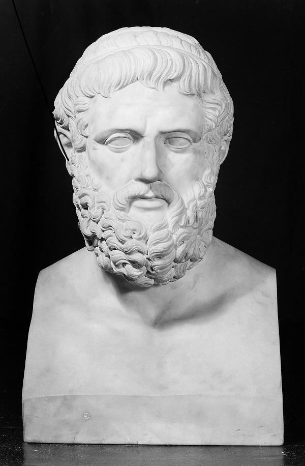 Popiersie Sofoklesa z Rzymu (fot. Wikipedia)