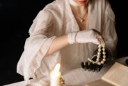 Renesansowa dama (fot. Pexels)