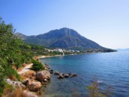Gradac - Riwiera Makarska w Chorwacji. Wrzesien 2012 :)