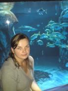 wakacje fotka z wypadu do Aquarium - super sprawa polecam