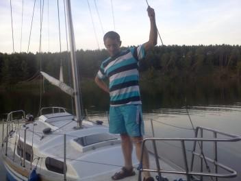 Letni melanż po zalewie Koronowskim